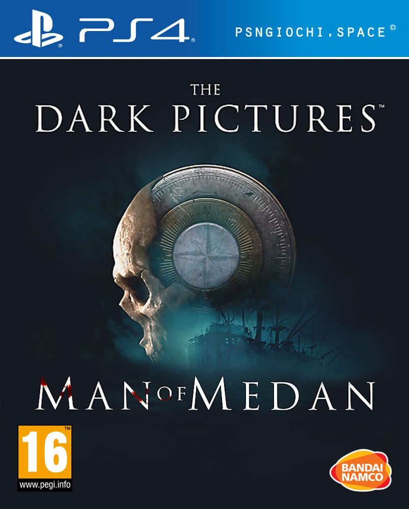 The Dark Pictures Anthology: Man Of Medan [will be available soon]