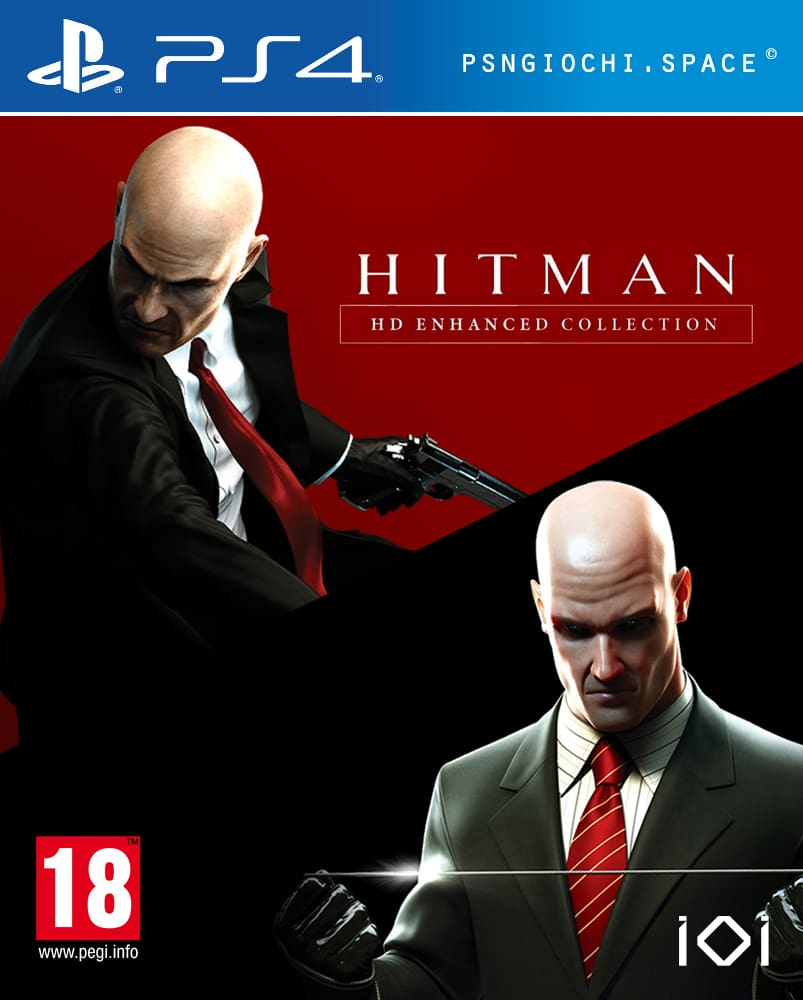 Hitman HD Enhanced Collection [Secondary]