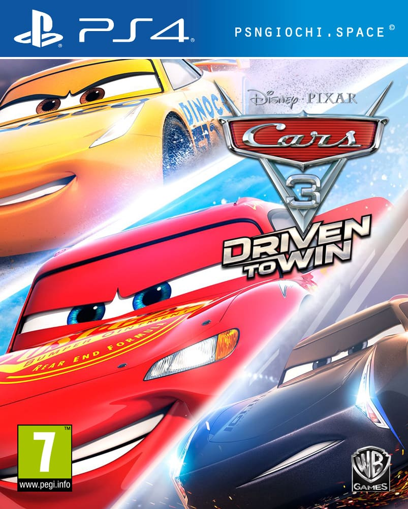 Cars 3: Driven to Win [Secondary]