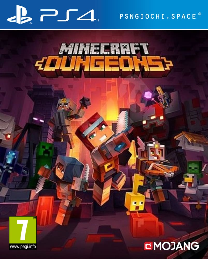 Minecraft Dungeons [Secondary]